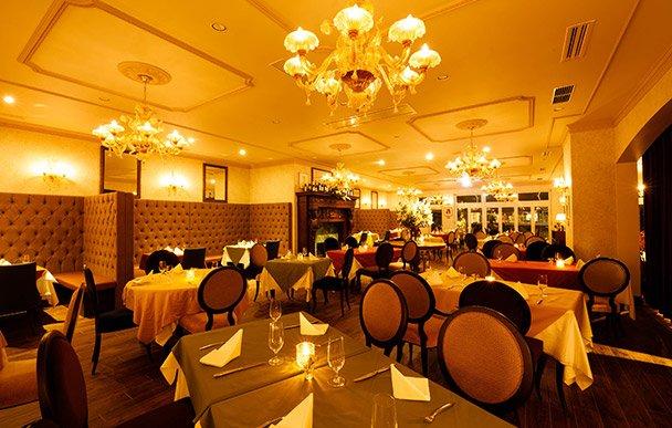 レストラン「Arpeggio」